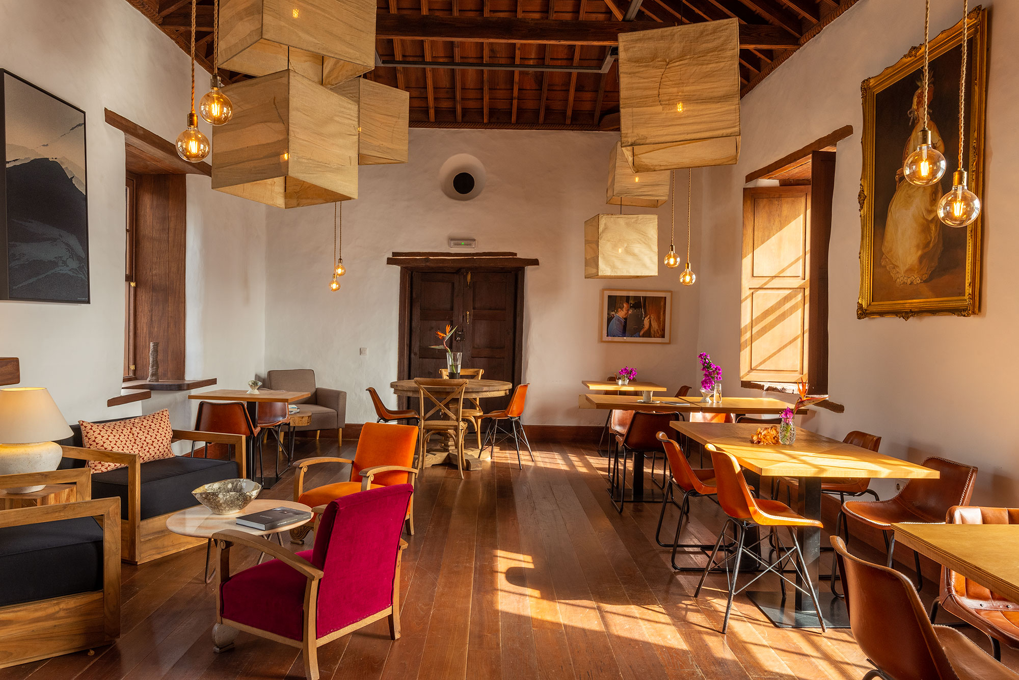 Ico Lounge en Palacio Ico